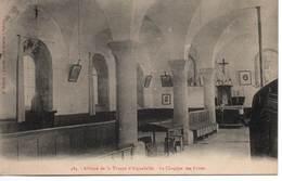 Abbaye De La Trappe D'Aiguebelle - Le Chapitre Des Frères - Autres Communes