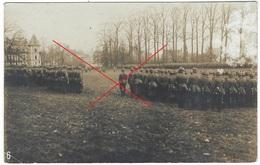 (1914-1918) Dadizele Ledegem Moorslede ? Deutsche Soldaten  - Allemande Photo Carte - Moorslede