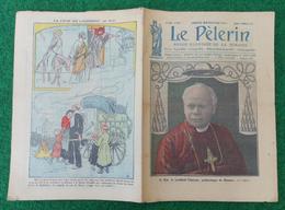 Revue Illustrée Le Pèlerin - Novembre 1922 - Cardinal Charost, Archevêque De Rennes - Église Saint-Hippolyte De Thonon - Journaux - Quotidiens