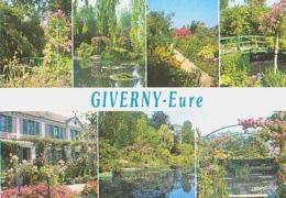 Eure        H122       Giverny.Les Jardins Et Maison DeClaude Monet ( 7 Vues ) - Autres Communes