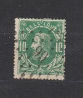 COB 30 Oblitération à Points 99 DOLHAIN-LIMBOURG +15 - 1869-1883 Leopold II.