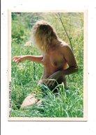 CALENDRIER 1986 - FEMME NUE - Calendarios