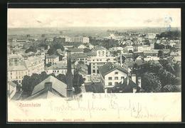 AK Rosenheim, Gesamtansicht Aus Der Vogelschau - Rosenheim