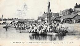 Angers 6ème Genie Exercices De Pontage - Angers
