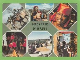 SOUVENIR D'HAÏTI. VOYAGE EN HAITI. - Haïti