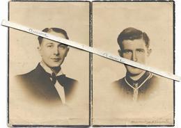 Oostende - Oorlogsslachtoffers Onthoofd Dortmund 1944  -  Marcel Mechiels °1921 - Leopold Jacquemin °1917 (Geheim Leger) - Religion & Esotérisme
