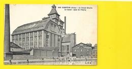 PANTIN Le Grand Moulin Canal Quai De L'Ourcq (LPG) Seine St Denis (93) - Pantin