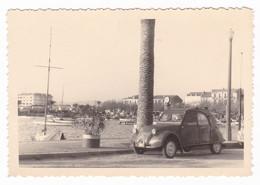 "AUTOMOBILE "" CITROEN 2CV "" - AUTO - CAR - FOTO ORIGINALE - Automobiles"