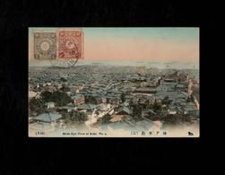 Cartolina Giappone Birda Eye View Of Kobe - Kobe