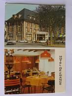 CPSM - ABBEVILLE - Plae Du Pilori - Hôtel De France - Abbeville