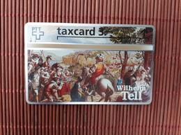 Phonecard Private Zwitserland Wilhelm Tell 325 L (Mint,Neuve) Rare - Switzerland