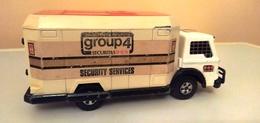 JOUET - FOURGON SECURITY SERVICES-GROUPE 4- PORTE CODIFIEE - Autres