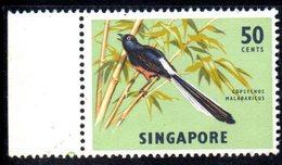 APR1228 - SINGAPORE 1962 , Yvert N. 62a  ***  MNH  (2380A) .fil CA Couchè - Singapore (1959-...)