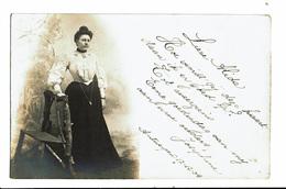CPA - Carte Postale-Belgique- Photographie D'une Dame-1904- VM4400 - Photographie