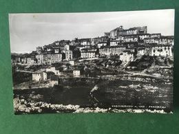 Cartolina Vastogirardi - Panorama - 1958 - Isernia
