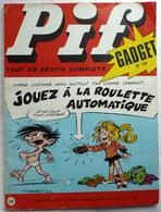 PIF GADGET N°140 Couv Tabary - Pif Gadget