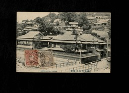 Cartolina Giappone Ikezuki Hotel Saseho - Altri