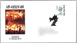 FESTIVAL UP-HELLY-AA. Vikingos - Vikings. Lerwick 2012 - Otros
