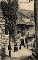 Cp Veynes Hautes-Alpes, Quartier De La Cote - Autres Communes