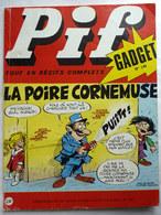 PIF GADGET N°149 Couv JACQUES D'APRES TABARY - Pif Gadget