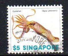 APR1461 - SINGAPORE 1977 ,  Yvert N. 273 Usato  (2380A) . - Singapore (1959-...)