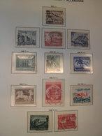Sammlung Deutsches Reich 1940-1945 Komplett Gestempelt + Dienstmarken (1460) - Gebraucht