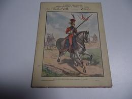 Protège Cahiers, Armée Française Depuis François 1er, Lanciers Rouges, 1er Empire - Collections, Lots & Séries