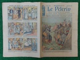 Revue Illustrée Le Pèlerin - Octobre 1922 - Pierre Boucher Chez Les Iroquois - Ebbon Et Haligar En 822 Auprès Des Danois - Journaux - Quotidiens