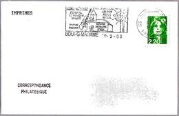 IGLESIA ROMANICA DE HIX. Bourg-Madame 1993 - Iglesias Y Catedrales