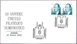 CATEDRAL DE BURGOS - Cathedral. Burgos 2002 - Iglesias Y Catedrales