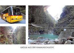 Viamala  Postauto  3 Bild   Limitierte Auflage! - GR Grisons