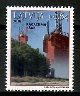 Latvia 2018 Letonia / Lighthouses MNH Faros Leuchttürme / Cu13811  4-19 - Leuchttürme