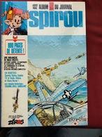 ALBUM DE SPIROU 132 TRES BON ETAT REDUCTION POUR 4 ALBUMS - Spirou Magazine