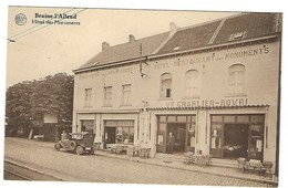 Braine-L'Alleud. Hôtel Des Monuments. - Hotels & Restaurants
