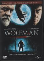 "DVD Film ""WOLFMAN"" BENICIO DEL TORO / ANTHONY HOPKINS - Politie & Thriller"
