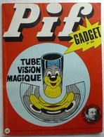 PIF GADGET N°164 Couv Mas Pif - Pif Gadget