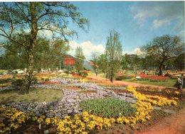 DE-HH: Hansestadt HAMBURG: IGA'63 (Planten Un Blomen): Blütenflor Am Tropenhaus - Unclassified