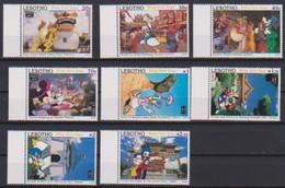 2550   Walt Disney   Lesotho ( Stamp Expo Taipei 1993 )  . - Guyane (1966-...)
