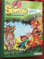 ALBUM DE SPIROU 153 BON ETATt POSSIBILITE REDUCTION SI ACHAT DE 4 ALBUMS - Spirou Magazine