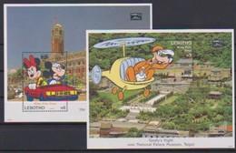 2551   Walt Disney   Lesotho ( Stamp Expo Taipei 1993 )  . - Guyane (1966-...)
