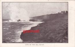 Etat-Unis - L'île D'Hawaï - Delta De Kamokuna - Lava In The Sea Savail - Etats-Unis