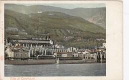 GARGNANO-BRESCIA-LAGO DI GARDA-VILLA DI GARGNANO-CARTOLINA NON VIAGGIATA ANNO 1900-1904 - Brescia