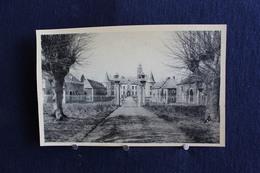 F-197 /  Rijckhoven Bij Bilsen, Het Kasteel Alde Biessen ( N°19 ) - Het Hoofdfront - Bilzen