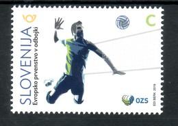 3333 Slovenia 2019 ** MNH Sport European Volleyball Championship - Slowenien