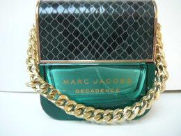 """MARC JACOBS """"DECADENCE"""" VAPO VIDE  ///SUPERBE ,  TRES DECO  LIRE ET VOIR!! - Perfume Miniatures"""