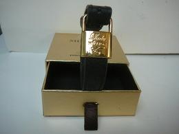 "PACO RABANNE "" LADY  MILLION""  : BRACELET CADENAS  + BOITE  ///SUPERBE LIRE ET VOIR!! - Modern Miniatures (from 1961)"