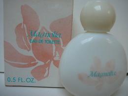 """YVES ROCHER """" MAGNOLIA"""" MINI EDT 15 ML  LIRE ET VOIR!! - Modern Miniatures (from 1961)"""
