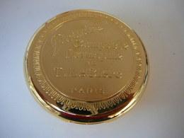 """T.LECLERC """" POUDRIER  IMPECCABLE AVEC HOUPPETTE MAIS   VIDE   LIRE ET VOIR!! - Modern Miniatures (from 1961)"""