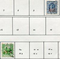 13632 PALESTINE Collection Vendue Par Page N°  ? ° 1948   TB - Palestine
