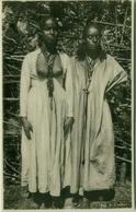 AFRICA - NUDE / NAKED BLACK WOMEN POSTCARD C.1920 RPPC RISQUE - SLIGHT BORDERS TRIM (BG710) - Afrique Du Nord (Maghreb)